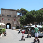 Segway PT Tour Palermo authorized by CSTRents