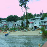 Davis Cove Lakeshore Resort Foto