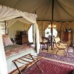 Singita Sabora Tented Campの写真