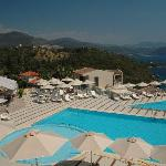 Photo de Sivota Diamond Spa Resort
