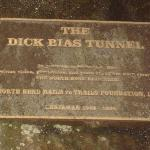  Dick Bias Rail Trail tunnel