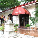 Front of Herencia Cafe