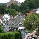 Dunster Castle & Yarn Market