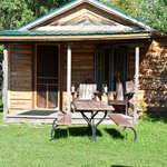 Papins Log Cabin Resort
