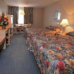 Shilo Inns Nampa Suites Double Queen Suite