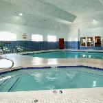Shilo Inns Twin Falls Hotel Pool and Spa