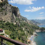 Picture of Amalfi Coast from our trip!