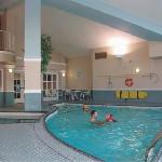  Our Indoor Pool and Whirlpool