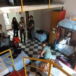 Fabric Hostel & Club resmi