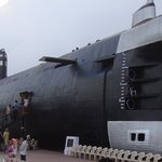 INS Kurusura Submarine Museum