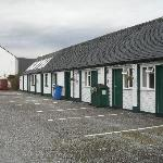 The Motel rooms
