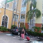 Holiday Inn Express Miami Airport Doral resmi