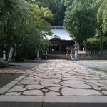 Izusan Jinja Shrine