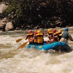 Rafting Lower Kern River