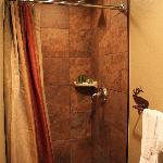  New bathroom Spruce Cabin