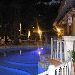  piscina di notte