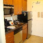 TownePlace Suites St. George - 1 King Bed Suite - kitchen