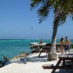 Photo de Caye Caulker Plaza Hotel