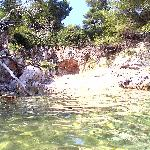  Your own little cove accessed by little paths Isle de St. Marguerite