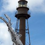  Lighthouse at Point of Sanibel Island