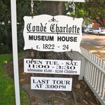 Conde-Charlotte Museum House