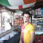 baris barman at the dost