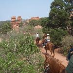 Academy Riding Stables tour of Garden of the Gods