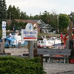 The port of Tobermory