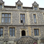 Winchester Castle and Great Hall