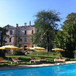  Chateau de Montcaud, Pool