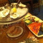  Oysters were devine