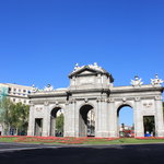 Alcala Gate (Puerta de Alcala)