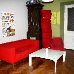 Foto de Travellers Inn Hostel