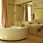 Bathroom. Luxury room