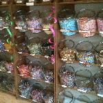 Wall of (not-penny-anymore) candies