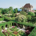 Le Labyrinthe - Jardin des Cinq Sens