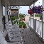 Porch with ocean breeze