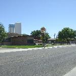 Foto van Oregon Trail Motel