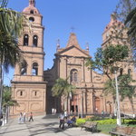 Santa Cruz Cathedral