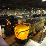 Canadian Railway Museum