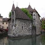  the old town Annecy