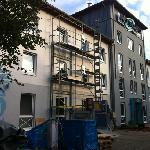 baustelle motel one ratingen