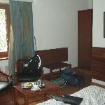  Sitting area in double room