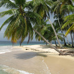 Tiny tropical islands in Kuna Yala