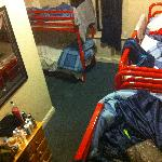  6 bed Dorm