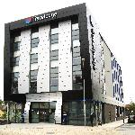 Hull Central Travelodge ~ Main Entrance.