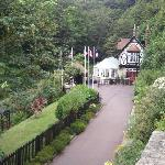 Shanklin Chine in the Old Village