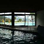 Hotel Cadro Panoramica indoors & outdoors swimming pools