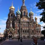  church of our savior on spilled blood