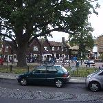 "Crawley ""Town Square"""